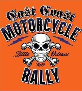 """APPLE'S  16th ANNUAL """"EAST COAST MOTORCYCLE RALLY"""" @ Apple Mountain"""