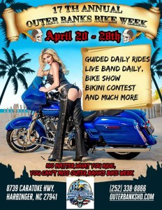 Outer Banks Bike Week
