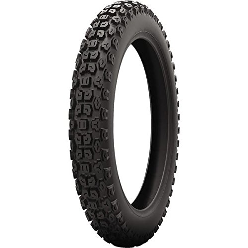 Full Bore 130//80-17 M41 Dual Sport Rear Adventure Touring Bikes Motorcycle Tire with TR-4 Inner Tube