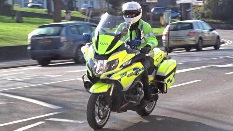 uk bike cop