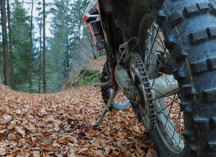 knobbly motorcycle tyres - how long do touring motorcycle tyres last