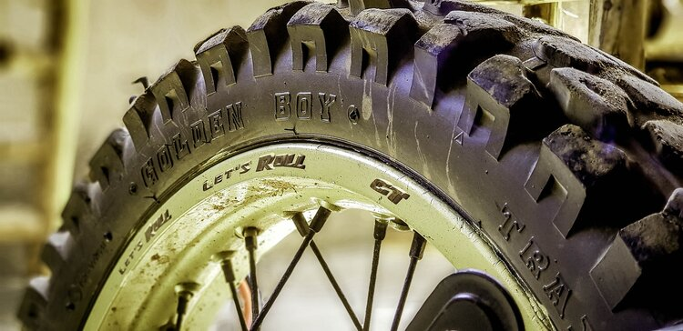 motorcycle knobblies for off-road - how long do touring motorcycle tyres last