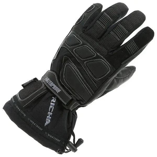 richa carbon leather gloves