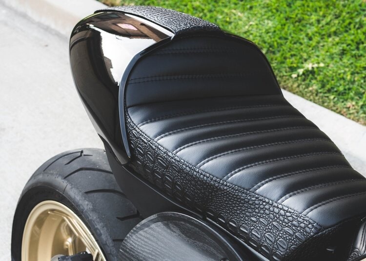 motorcycle custom seat - most comfortable touring motorcycles