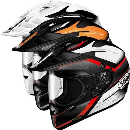 Shoei Hornet ADV adventure motorcycle helmet