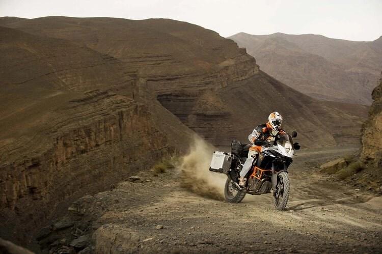 ktm offroad - adventure motorcycling