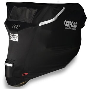 oxford pretex bike cover - motorcycle security