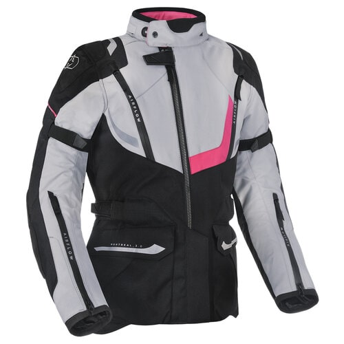 oxford montreal women's textile motorcycle jacket
