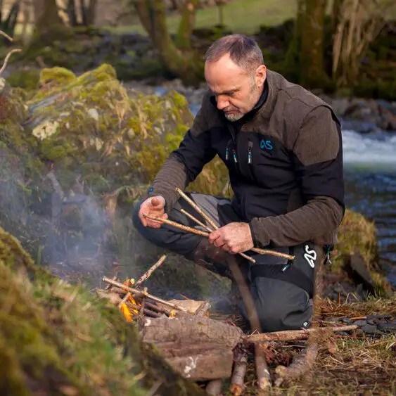 adventure spec linesman jacket campfire