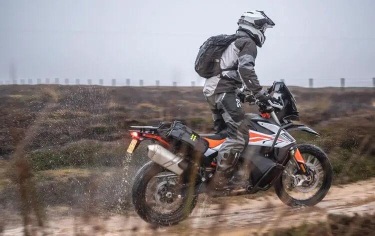 Adventure Spec Singletrack5 - best waterproof motorcycle jacket