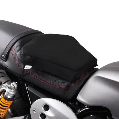 tourtec motorcycle seat pad