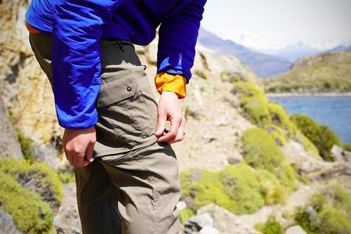 zip off pants - motorcycle touring accessories