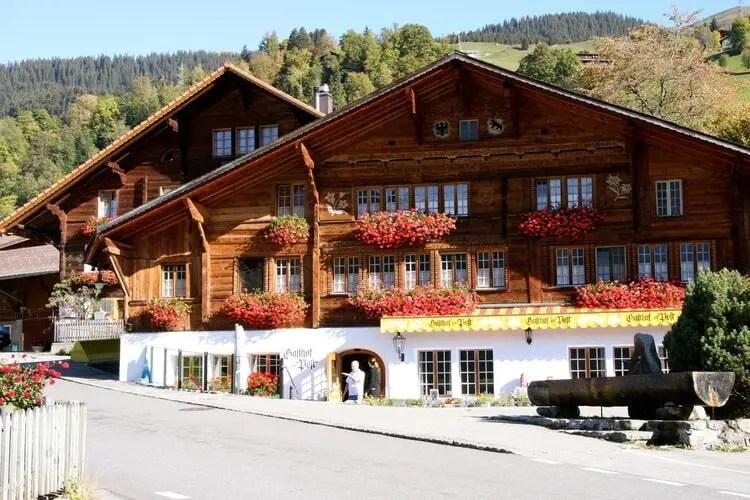 hotel zur post in hasliberg
