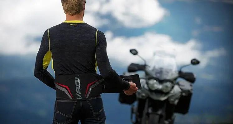 motorcycle touring kidney belt