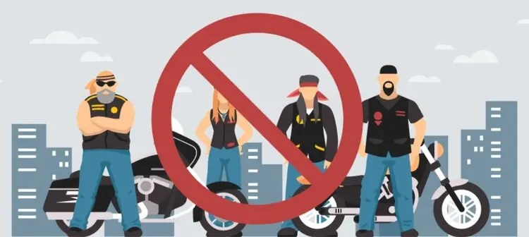 motorcycle trash talk - motorcycle touring etiquette
