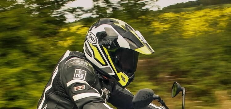 Arai produce some of the quietest motorcycle helmets