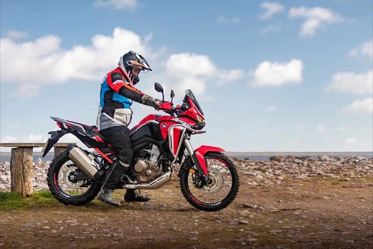 honda africa twin off-road - motorcycle riding tips & tricks