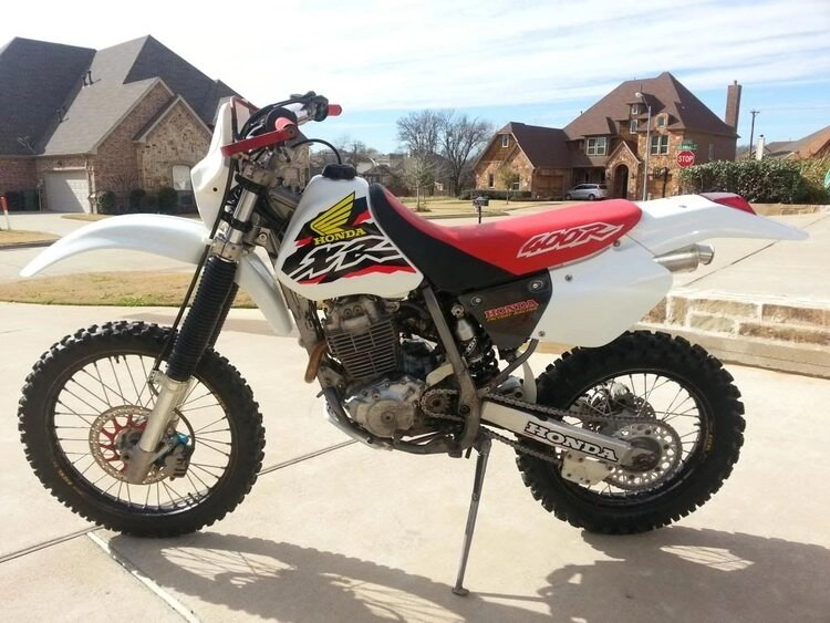 honda off-road motorcycle