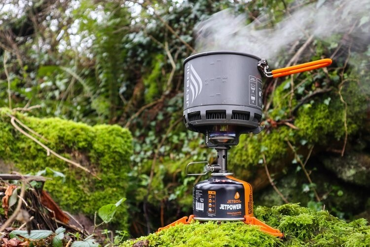 jetboil outdoors setting