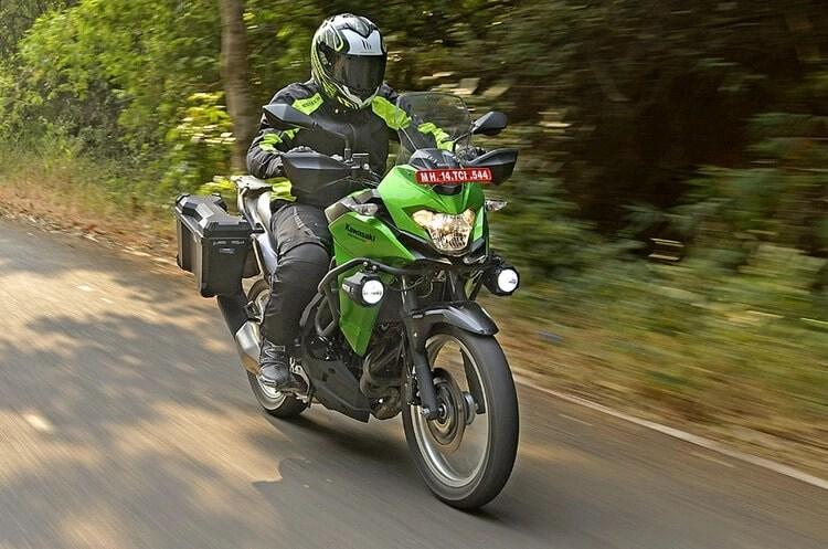 kawasaki versys x300 - cheaper alternatives to adventure bikes
