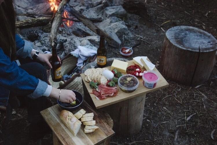 outdoor foods