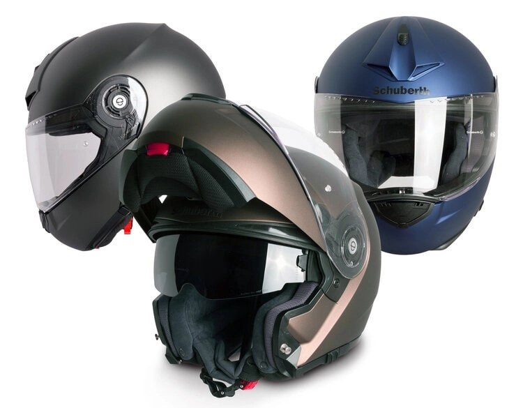 schuberth make some of the quietest motorcycle helmets