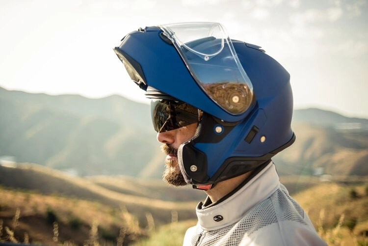 shoei makes some of the quietest motorcycle helmets