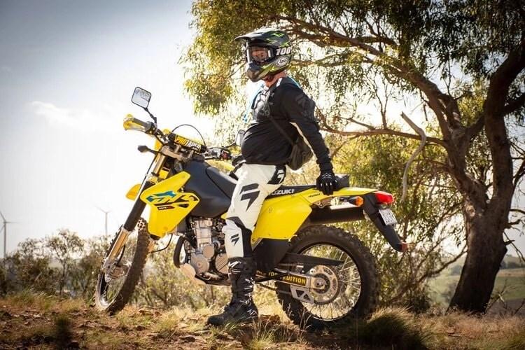 suzuki drz400 - cheaper alternatives to adventure bikes