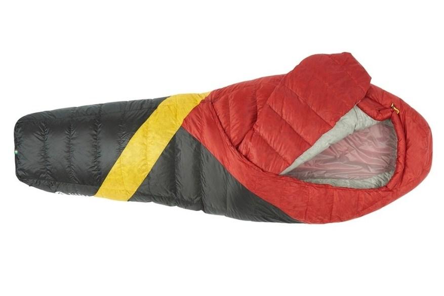 2. Sierra Designs Cloud 800 motorcycle camping Sleeping Bag