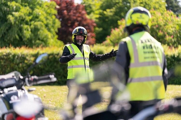 advanced motorcycle training