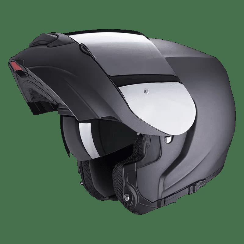 Scorpion modular - quietest motorcycle helmets