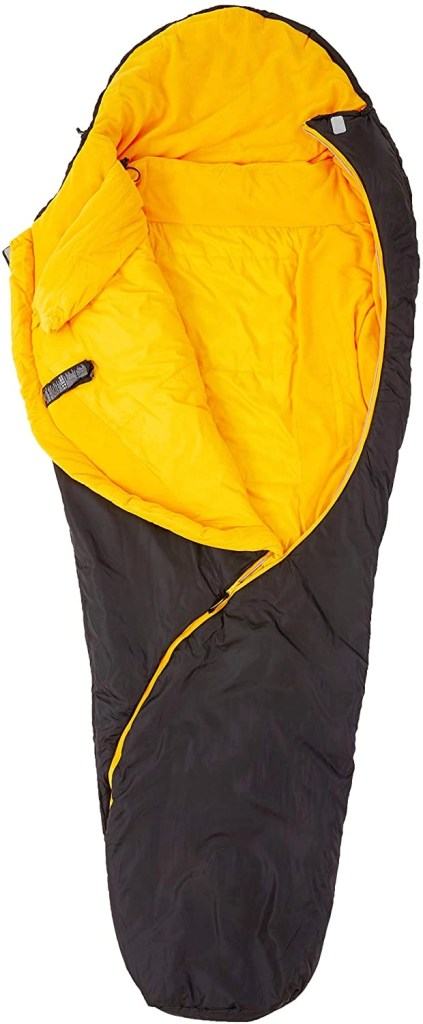 Jack Wolfskin Smoozip -5 Motorcycle Camping Sleeping Bag