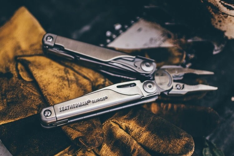 leatherman - how to motorcycle camp