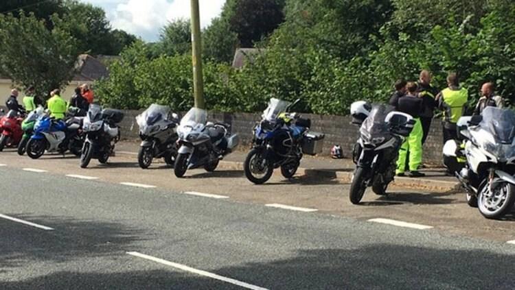 rospa - advanced motorcycle training