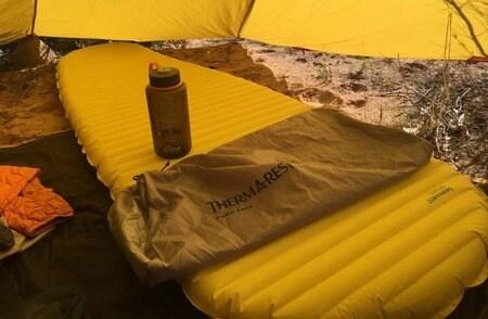 thermarest neolite sleeping mat
