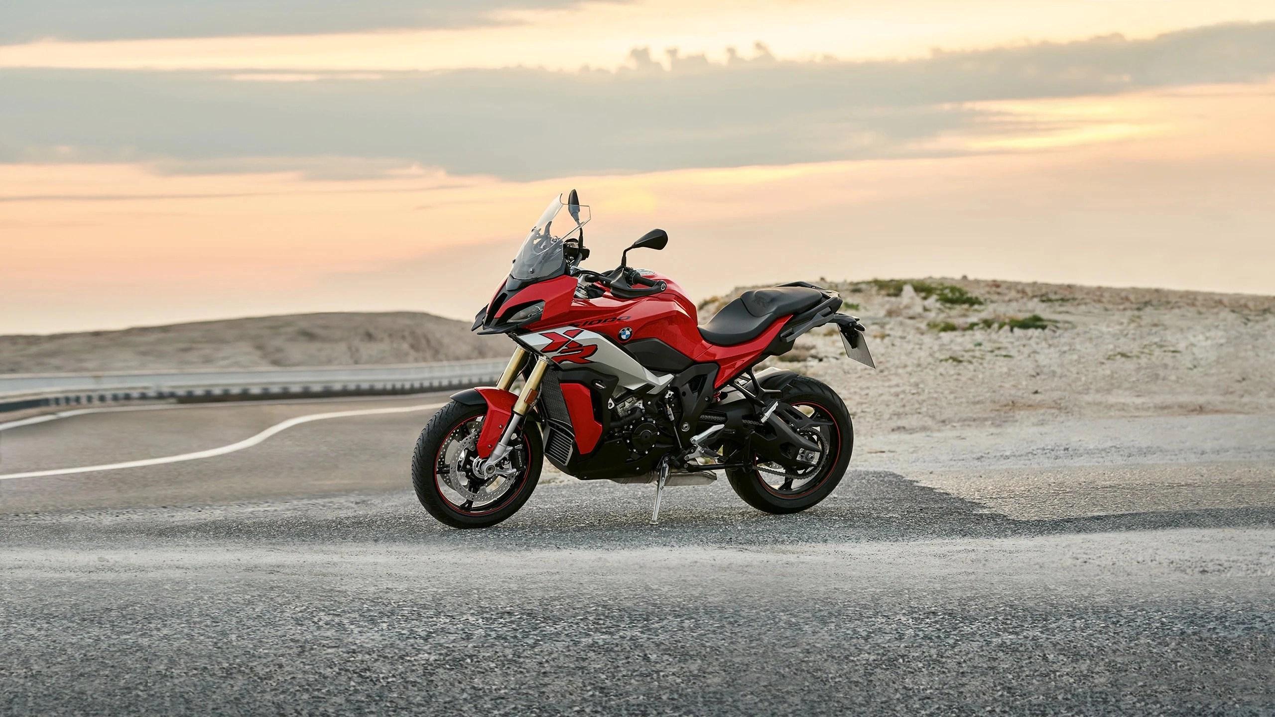 touring motorbikes - title - image via bmw