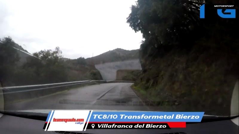 VÍDEOS | Así son los tramos del 27º Rallye del Bierzo