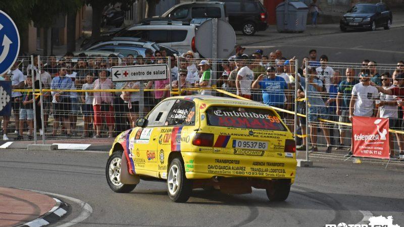 ATK Motorsport recoloca los Rallysprints de La Maragatería y Villadangos