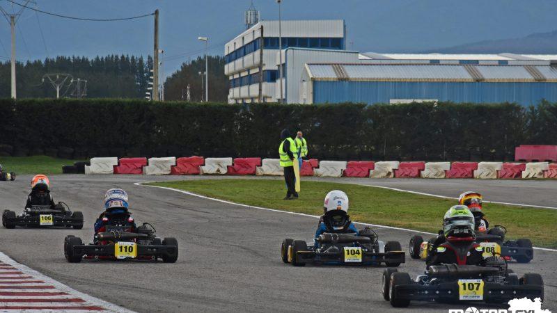 El Silvar estrenará el nuevo protocolo sanitario del karting