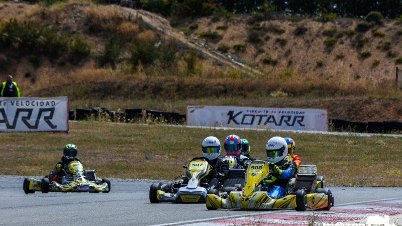 El Campeonato de Karting avanza parte de su nueva reglamentación