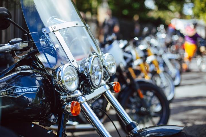 Motorcycle September 2021