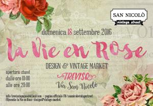 la vie en rose design&vintage market
