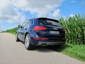 Audi SQ5 Heck