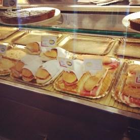 Vermisse die tollen Brote von den italienischen Raststätten! #italy #food #ham