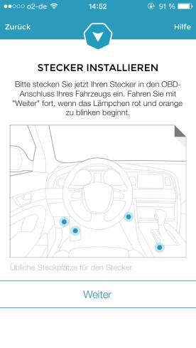 Im Test: Digitales Fahrtenbuch Vimcar