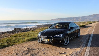 audi a5 coupe led scheinwerfer