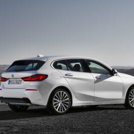 BMW 1er (F40) - Seitenansicht