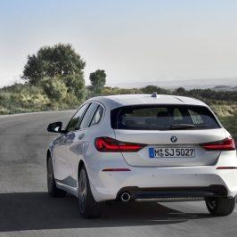 BMW 1er (F40) - Heckansicht