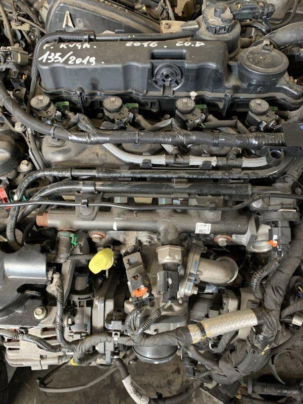Motore Ford Kuga T7MA 20diesel cambio automatico FV4R7000AD