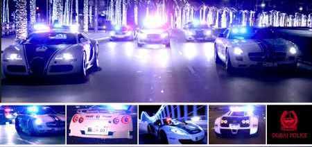 carros-frota-policia-dubai